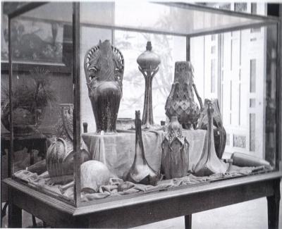 Grande Vitrine Mougin, Exposition Universelle 1909 Nancy
