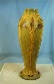 38.J Grand vase Ars longa vita brevis