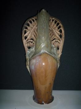 Pièce unique pour l'expo universelle de Nancy 1909<br/>H: 55cm, valeur 20000€