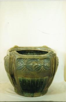 Grand cache-pot 1900