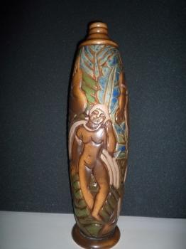 235.J Lampe Indou<br/>H: 52 cm - valeur : 10000€